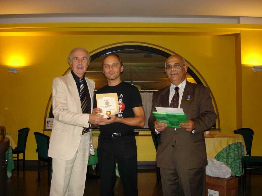 Il trofeo AIAS 2004