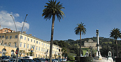 City Municipal Palace of Frascati, home of the event